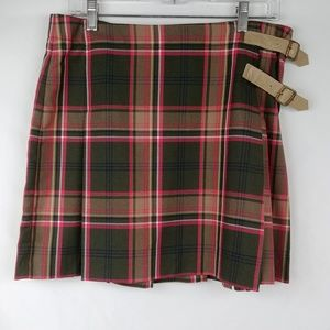 "Tommy Hilfiger ""Kilt"" Style Skirt"